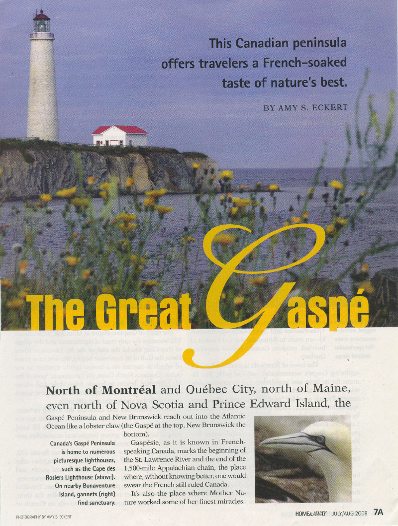 The Great Gaspe