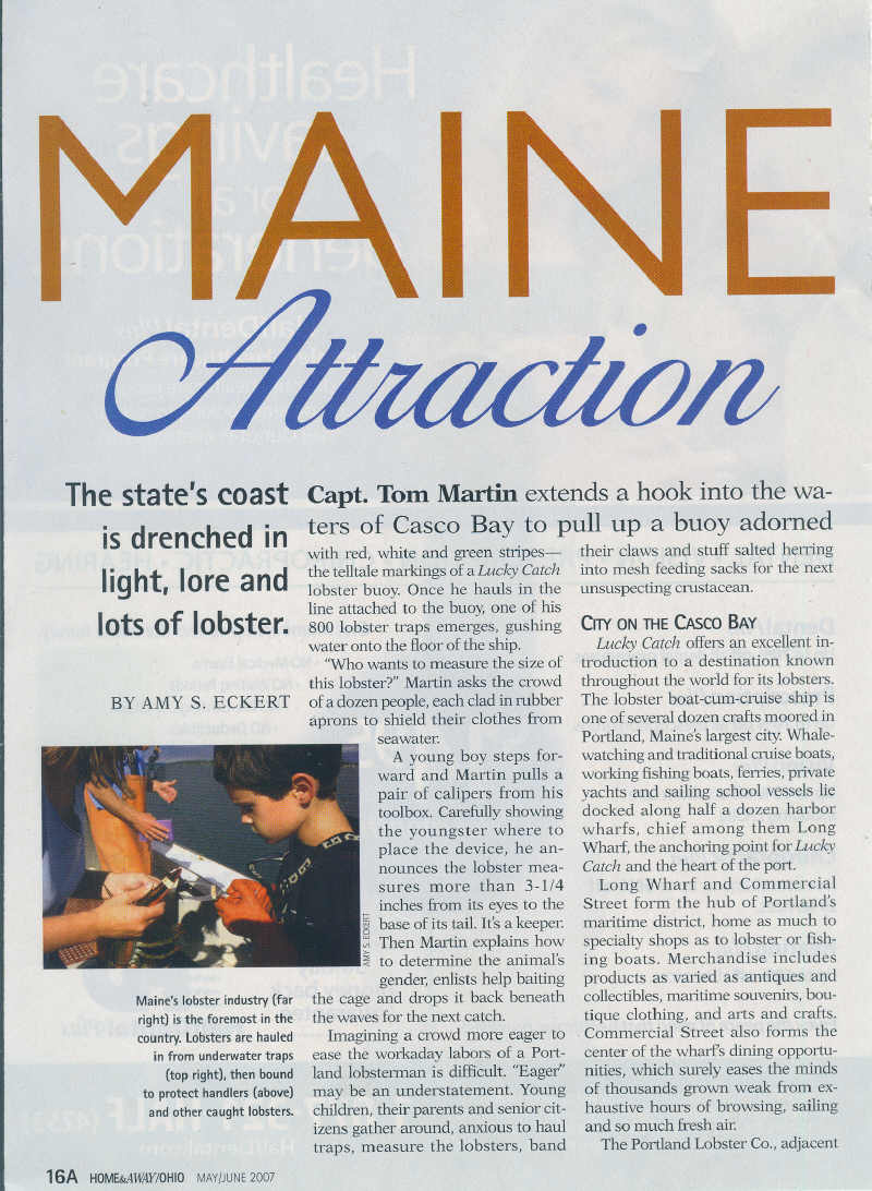 Maine Attraction