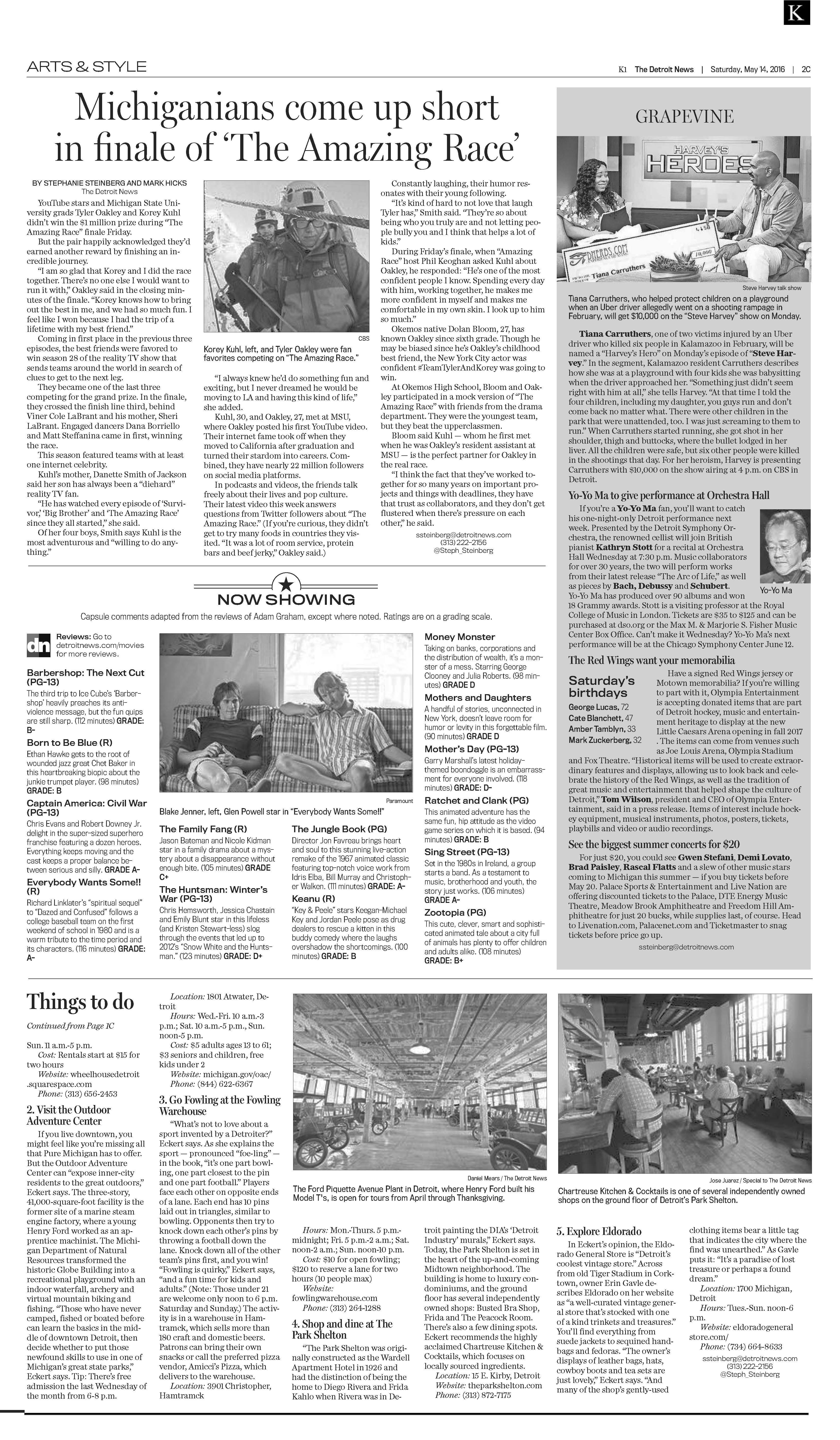 Detroit News 2