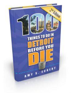 Any Eckert Book - Detroit Travel